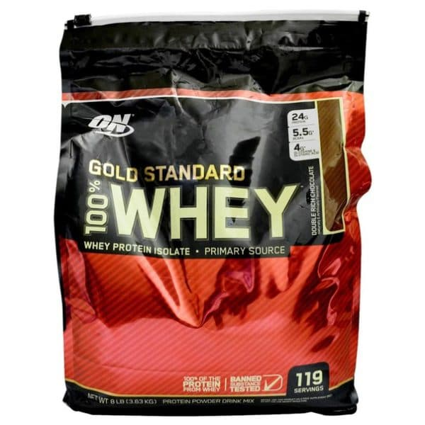100% Whey Gold Standard 3 6 кг. (Optimum Nutrition)