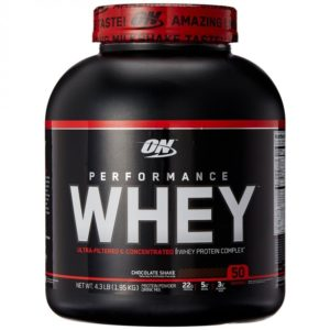 Performance Whey 1.9 кг. (Optimum nutrition)