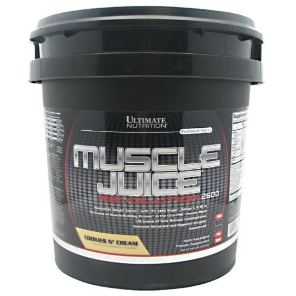 Muscle Juice Revolution 4,5 кг. (Ultimate Nutrition)