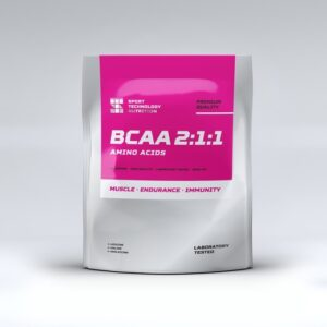Sport Technology Nutrition BCAA 2:1:1 300 гр