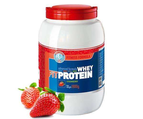 Whey Fit Protein 1.8 кг. (ACADEMY-T)