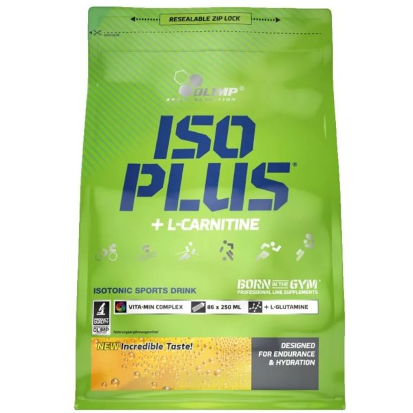 Iso Plus Powder 1.5 кг. (OLIMP)