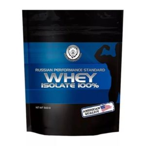 Whey Isolate 100% 500 гр. (RPS Nutrition)