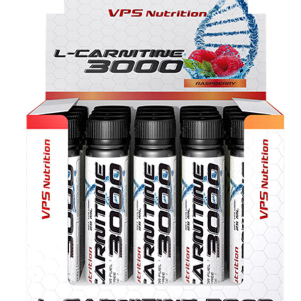 L-carnitine 3000 mg. 20x25ml (VPS Nutrition)