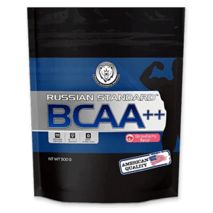 BCAA++ 500 гр. (RPS Nutrition)