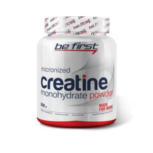 Creatine powder 300 гр, (Be First:)
