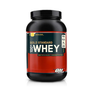 100% Whey Gold Standard 907 гр. (Optimum Nutrition)