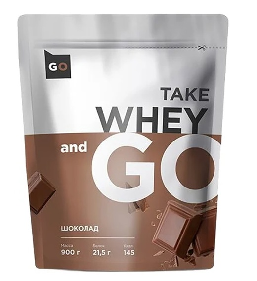 Take and Go Whey 900 г