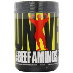 100% Beef Aminos 400 таб. (Universal Nutrition)