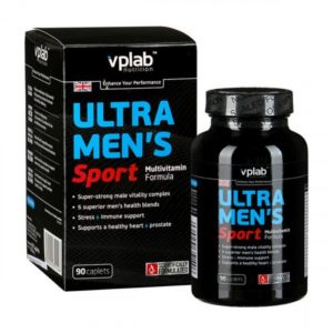 Men's Sport Multivitamin 90 caps (VP Laboratory)