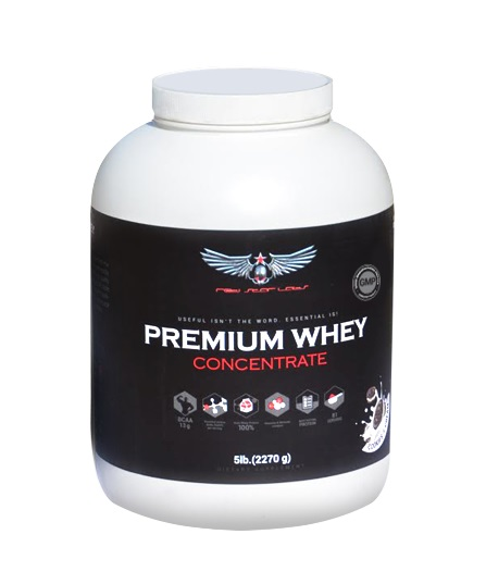 Premium Whey Concentrate (Red Star Labs) 2270 г