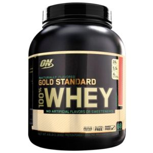 100% Natural Whey Gold Standard 2180 г. (ON)