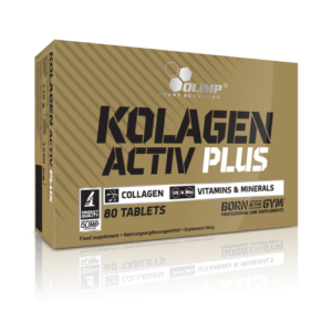 Kolagen Active Plus 80 таб. (OLIMP)