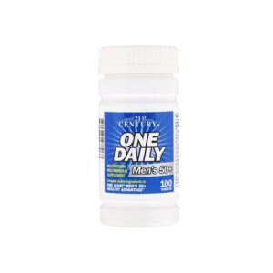 БАД THE 21ST CENTURY One Daily, Men's Health 100 tab