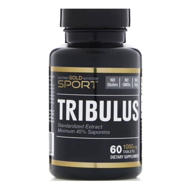 Tribulus 1000 мг, 60 таб. (California Gold Nutrition)
