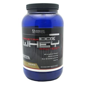 ProStar Whey 900 гр. (Ultimate Nutrition)