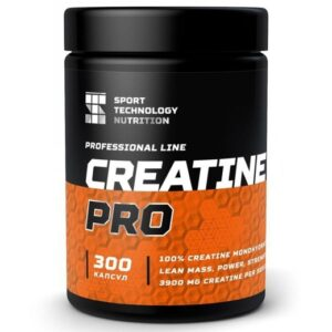 Sport Technology Nutrition Creatine, 300 капсул