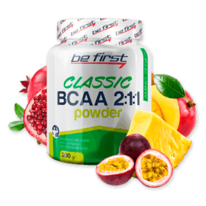 BCAA 2:1:1 CLASSIC powder 200 гр. (Be First)