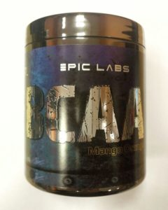 BCAA 2:1:1 (EPIC LABS) 200 Г