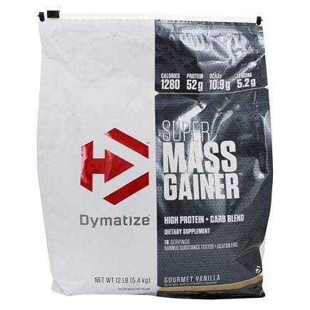 Super Mass Gainer (Dymatize) 5.4 кг.