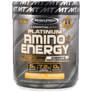 Platinum Amino Plus Energy (Muscletech) 295 гр.