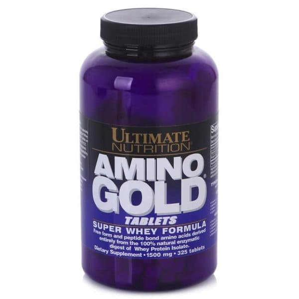 Amino Gold Tabs (Ultimate Nutrition) 325 таб