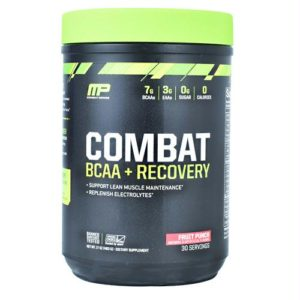 MUSCLEPHARM MUSCLEPHARM COMBAT BCAA + RECOVERY 480 гр.