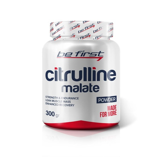 Citrulline Malate Powder 300 гр (Be First)