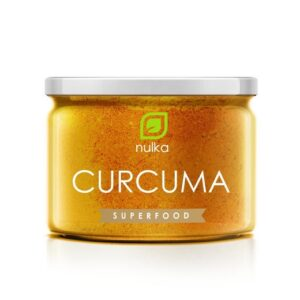 NULKA / Куркума молотая curcuma superfood, 200 г.