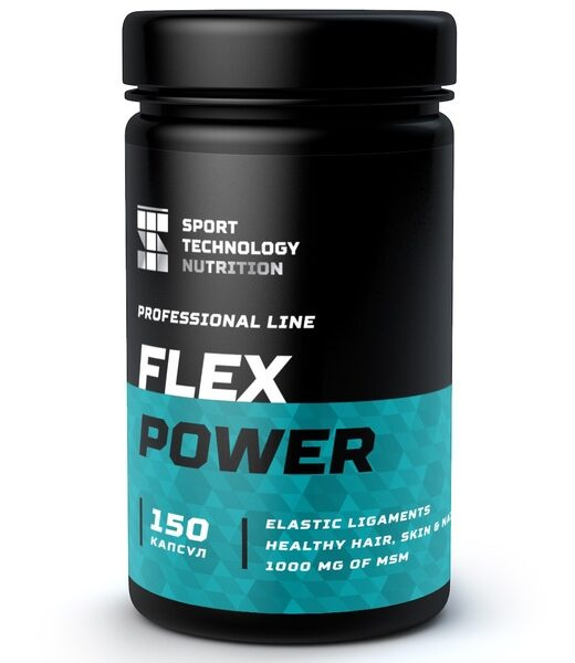 sport technology nutrition flex power 150 таб.